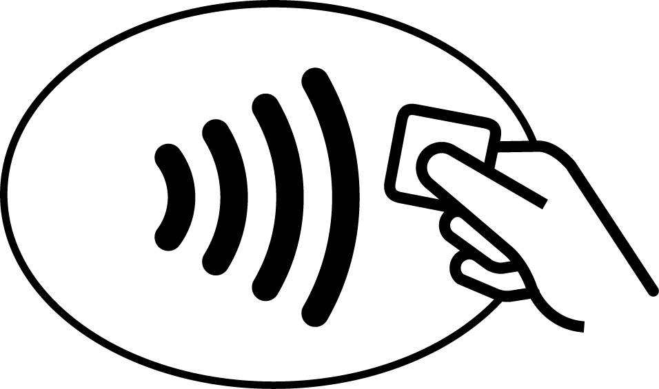 contactloos Apple Pay